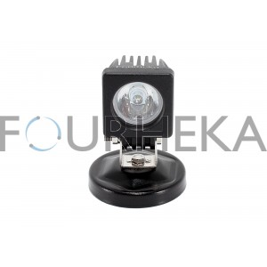 Projector Led 10 Watt FHK-1001C com 1000 Lumens (Projector)