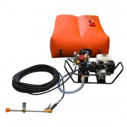 Kit - Depósito Flexível com Bomba de Pistões
