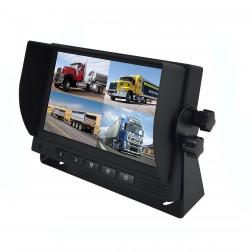Monitor TFT LCD 7 Polegadas FHK-GT-778FG
