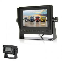 Kit Monitor HD 5 Polegadas FHK-GT-518T & Câmara