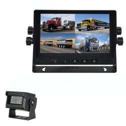 Kit Monitor TFT LCD 7 Polegadas FHK-GT-778FG & Câmara