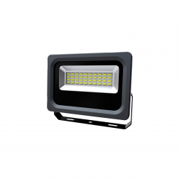 Projetor Led Rectangular Industrial 20Watt, FHK-BR-FL20W-07-VP com 2400 Lumens