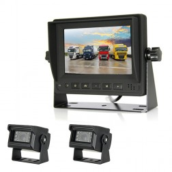 Kit Monitor HD 5 Polegadas FHK-GT-518T & 2 Câmaras