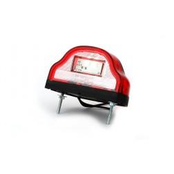 FHK-409 - Luz Led de Matricula Inferior