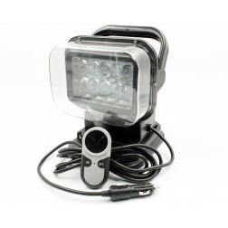 Projector Cree led 50 Watt FHK-5010SH-50W de Controlo remoto para altas distancia 4890 Lumens (Foco)