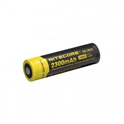 Pilha / Bateria 18650 recarregável p/ Lanterna FHK-NL1823