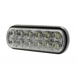 Strobe led FHK-CA6079W luz Branca Homologado ECE R10