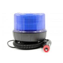 FHK-H644C Azul - Rotativo Pirilampo Led Magnético 40Watt