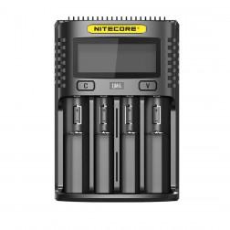 Carregador p/ Baterias de Lanterna FHK-UM4