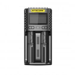 Carregador p/ Baterias de Lanterna FHK-UM2