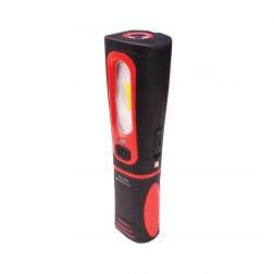 Lanterna Led Profissional Recarregável com base PRO250