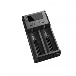 Carregador p/ Baterias de Lanterna NEW FHK-i2