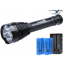 Kit Lanterna  Cree Led 4500 Lumens