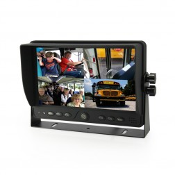 Monitor TFT LCD 9 Polegadas  FHK-GT-918FG