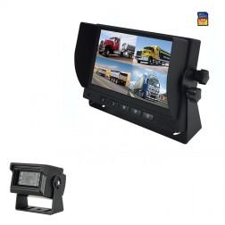 Kit Monitor TFT LCD 7 Polegadas FHK-GT-778Q & Câmara