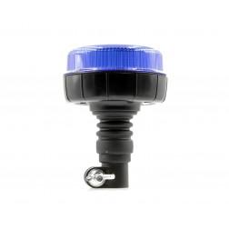 FHK-H642H Azul - Rotativo Pirilampo Led de Encaixe com 40Watt