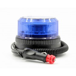 FHK-H643D Azul - Rotativo Pirilampo Led Magnético com 40Watt