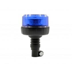 FHK-H643H Azul - Rotativo Pirilampo Led de Encaixe com 40Watt