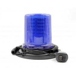 FHK-H840B Azul - Rotativo Pirilampo Led Magnético 60Watt