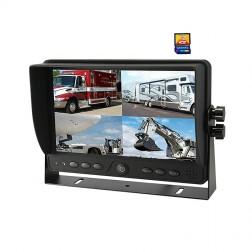 Monitor TFT LCD 9 Polegadas FHK-GT-918FG-DVR