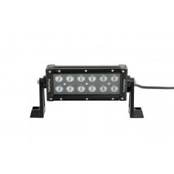 Barra de reflector negro 36 Watt  Cree Led FHK-3612BC-36W com 3600 Lumens (Projector)