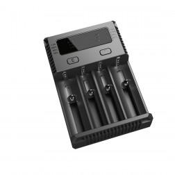 Carregador p/ Baterias de Lanterna NEW FHK-i4