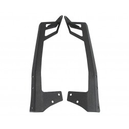 FHK-OP001-JK52 - Pack Suportes para barra led frontal de 52 polegadas / 132 cm  Wrangler JK