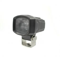 Projetor e Delimitador para LED empihador FHK-FLL01R Vermelho