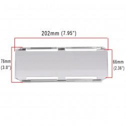Cobertura / Capa transparente  FH-202MM-20CM para Barra led com 20 cm
