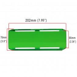 Cobertura / Capa Verde  FH-202MM-20CM para Barra led com 20 cm